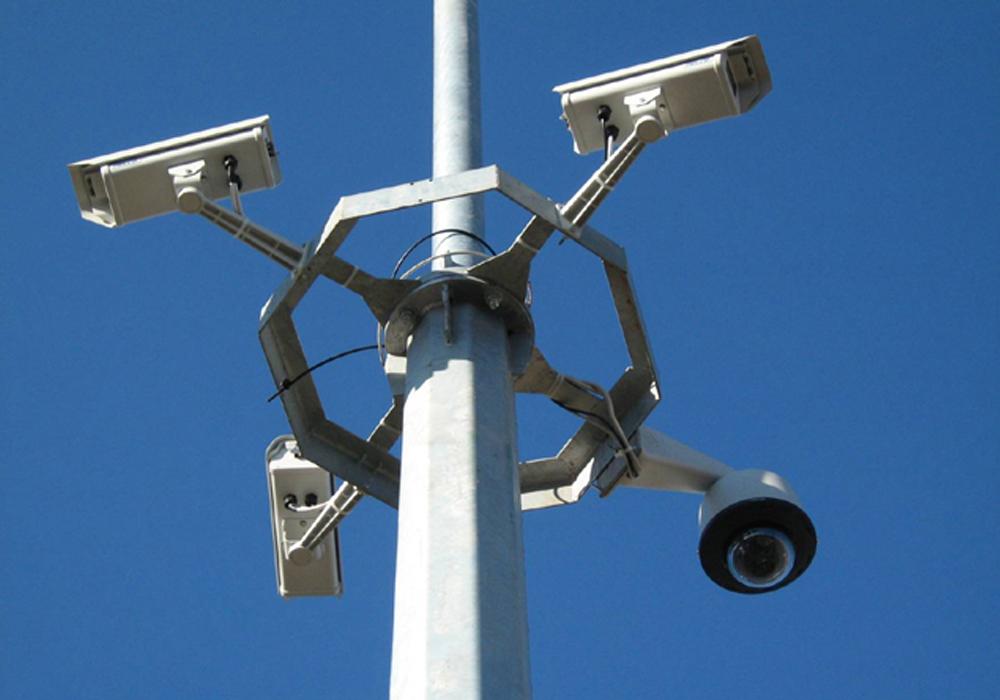 Şehirlerin Gözü Kamera Direkleri